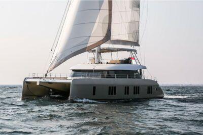 Sunreef 50 Catamaran Charter Croatia Original 8