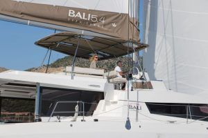 Bali 5.4 Catamaran for charter in Croatia