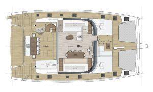 Sunreef 60 Catamaran Charter Croatia 24