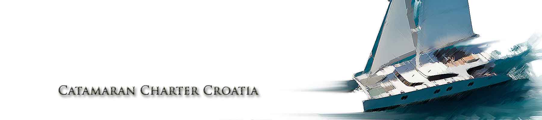 Catamaran Charter Croatia selection