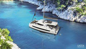 Bali 4.8 Catamaran Charter Croatia 12