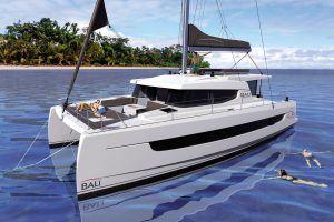 Bali 4.8 Catamaran Charter Croatia 13