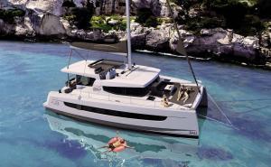 Bali 4.8 Catamaran Charter Croatia 14