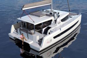Bali 4.8 Catamaran Charter Croatia 15