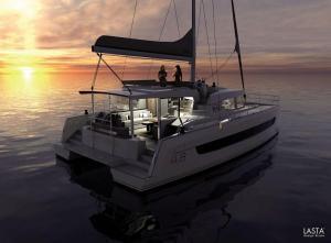 Bali 4.8 Catamaran Charter Croatia 16