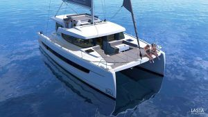 Bali 4.8 Catamaran Charter Croatia 17