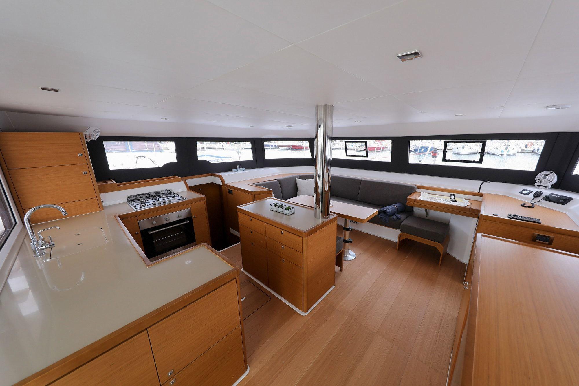 Dufour 48 Catamaran Croatia Charter 10