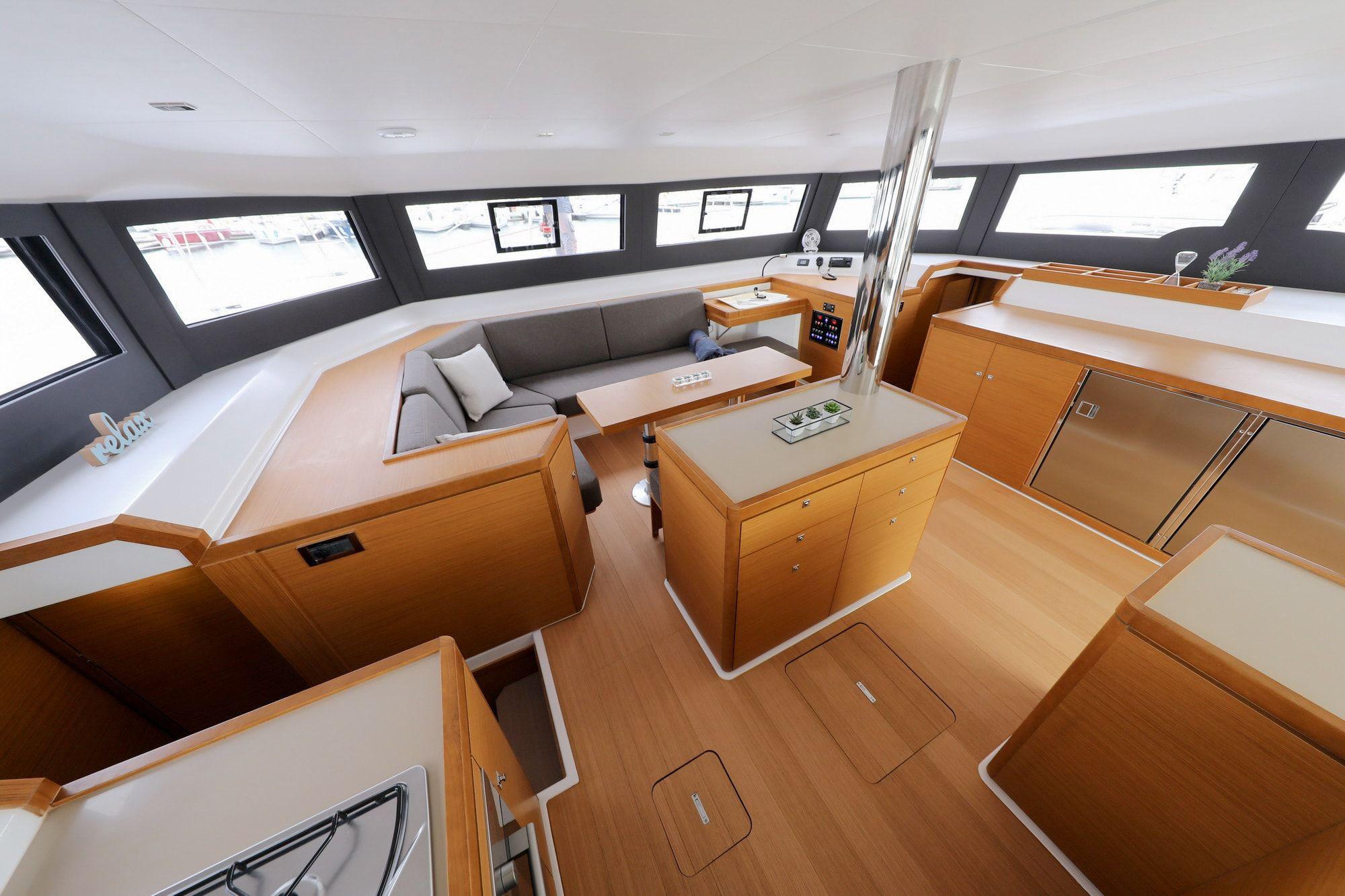 Dufour 48 Catamaran Croatia Charter 12