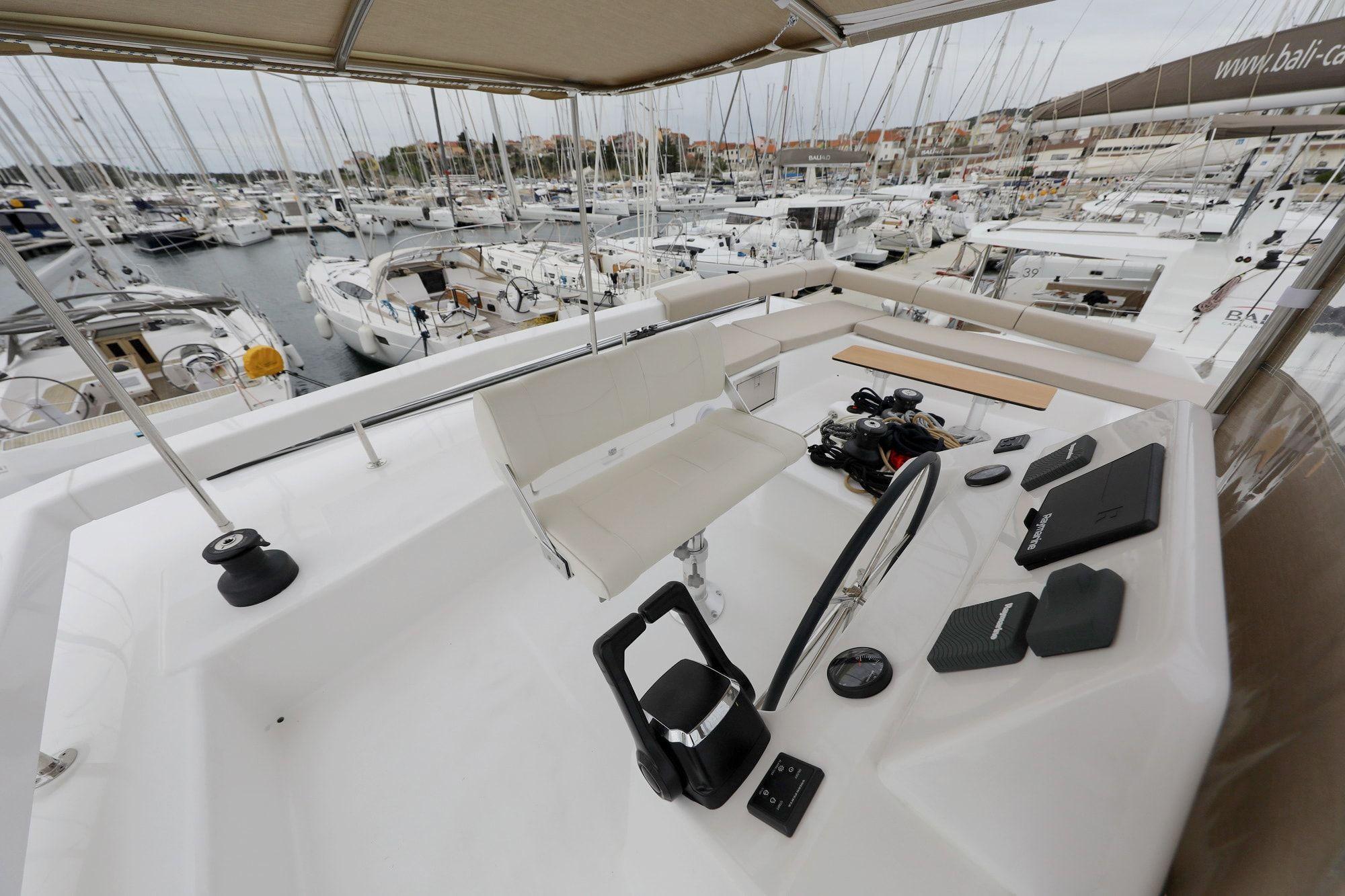 Dufour 48 Catamaran Croatia Charter 13