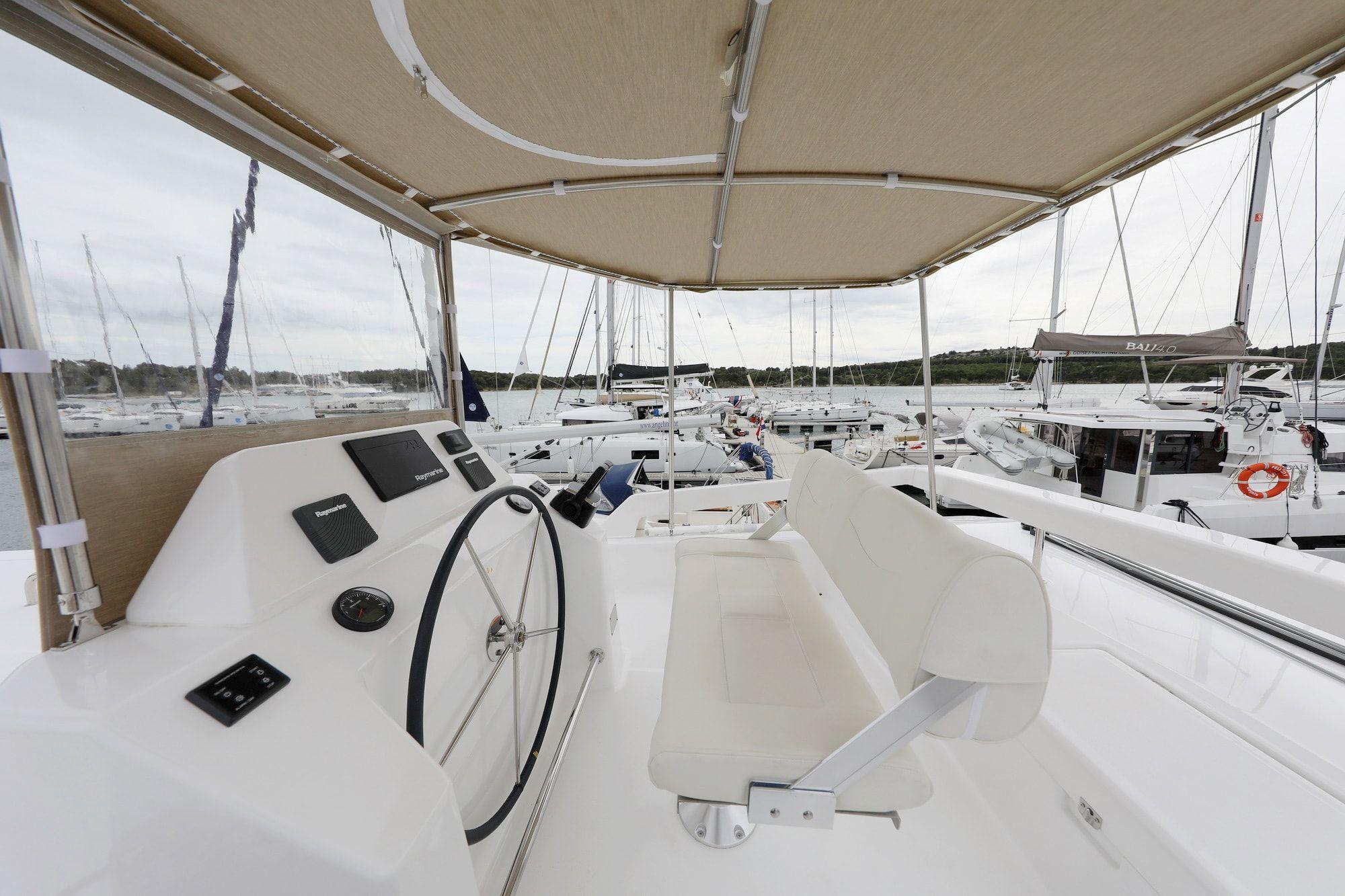 Dufour 48 Catamaran Croatia Charter 14