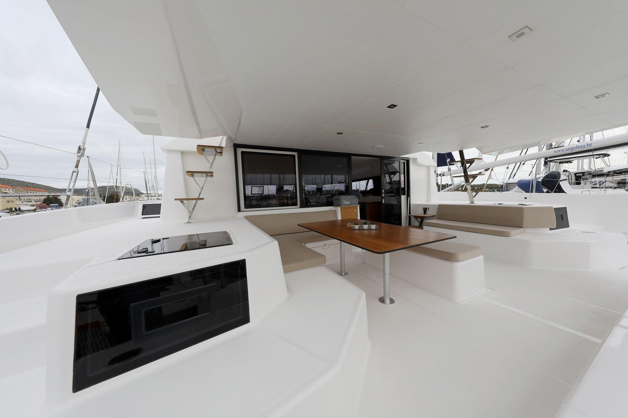 Dufour 48 Catamaran Croatia Charter 15