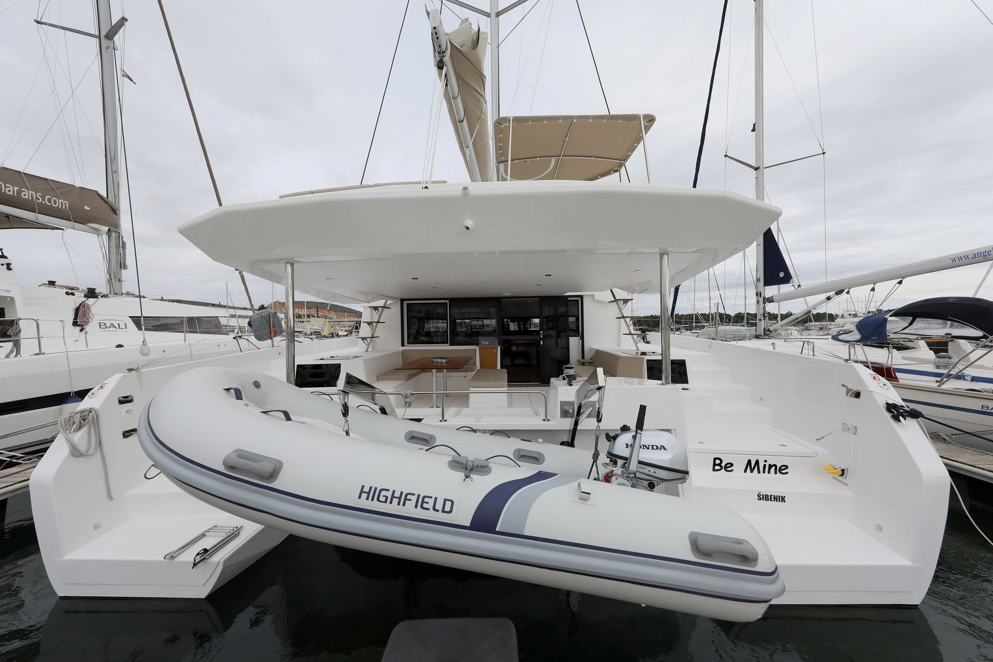 Dufour 48 Catamaran Croatia Charter 17