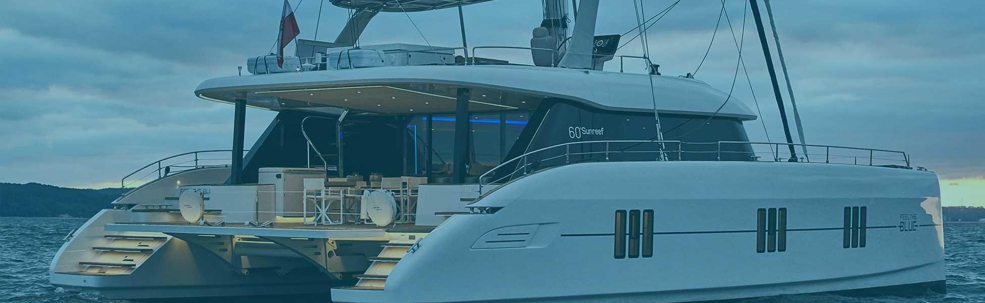 New Catamara Croatia Charter Slider