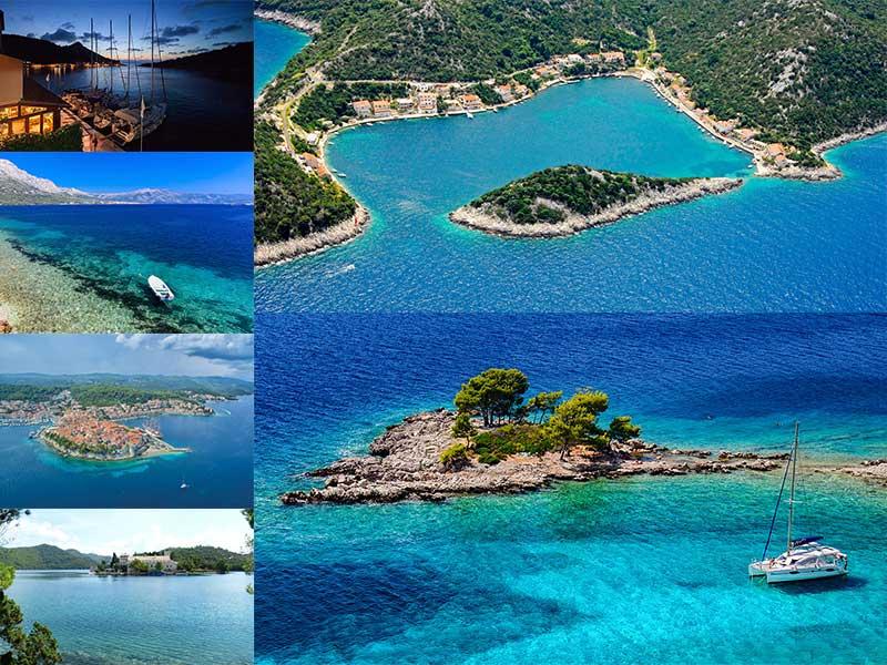 Day 4 One Way Dubrovnik Split Catamaran