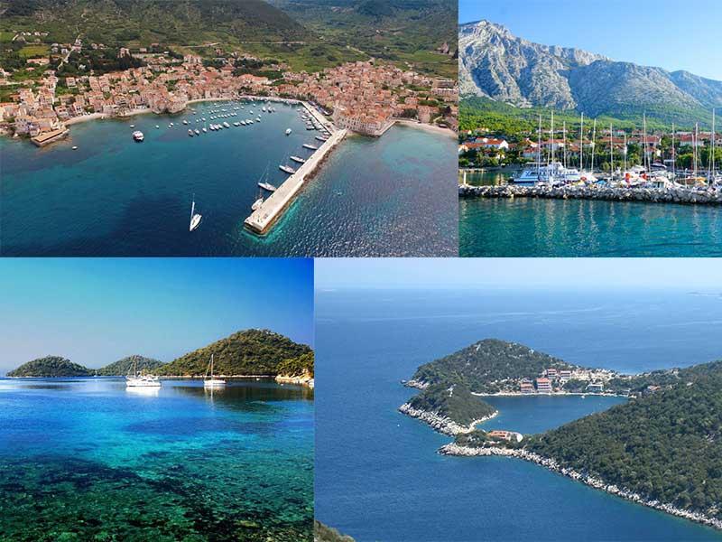 Day 5 One Way Dubrovnik Split Catamaran