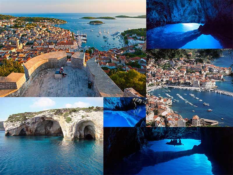 Day 6 One Way Dubrovnik Split Catamaran