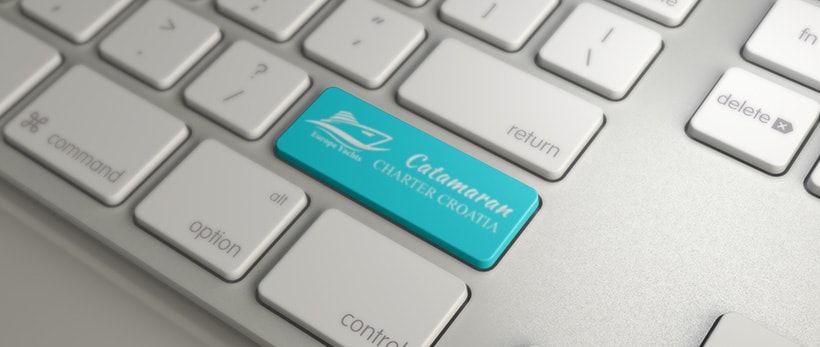 Catamaran Charter Croatia Summer 2020 Min