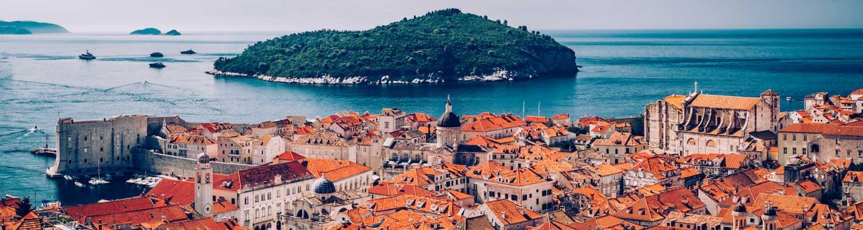 Destinations Catamaran Croatia Charter