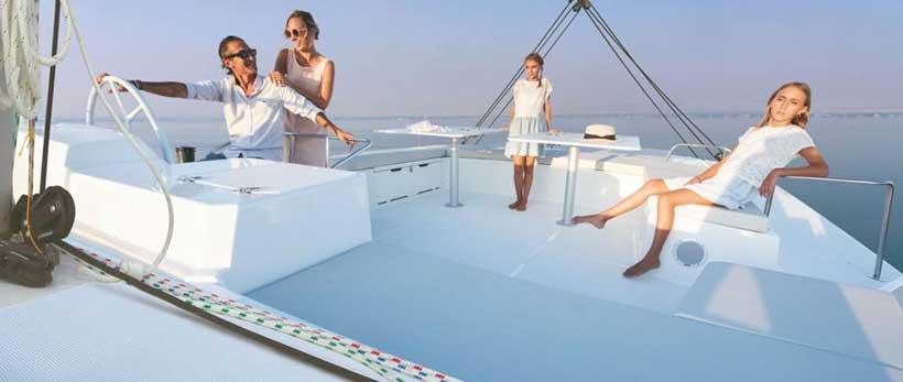 Bali Catamara Charter Croatia