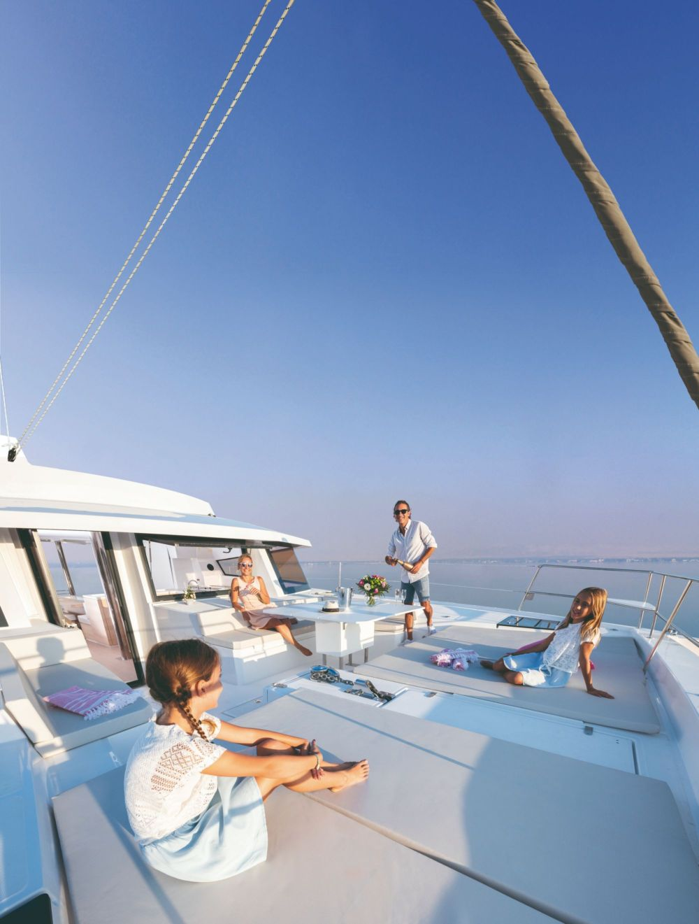 Catamara Charter Croatia Why Trent BALI 2
