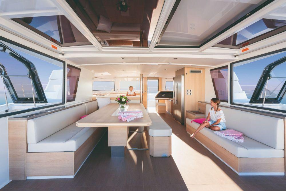 Catamara Charter Croatia Why Trent BALI