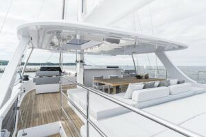 Sunreef 80 Catamaran Charter Croatia 10