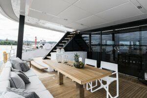 Sunreef 80 Catamaran Charter Croatia 34