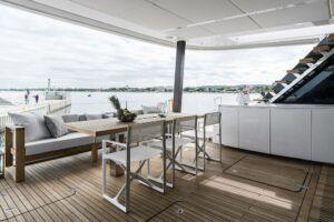 Sunreef 80 Catamaran Charter Croatia 35