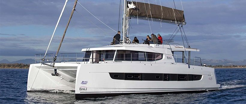 Bali 4.8 Catamaran Charter Croatia Main Min