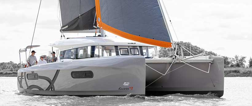 Excess 12 Catamaran Charter Croatia Main