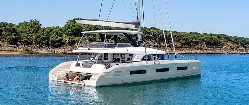 Lagoon Sixty 5 Catamaran Charter Croatia Main