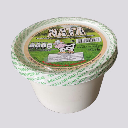 Nata Skimmed Milk Cream 16oz