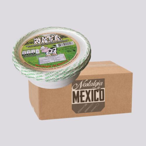 Nata Skimmed Milk Cream 8oz Box