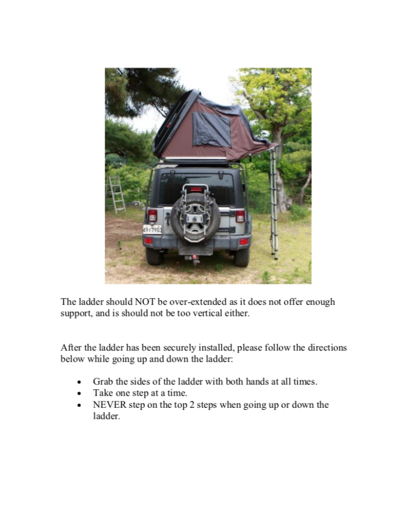 jeep rentals vancouver island rooftop tent camping instructions