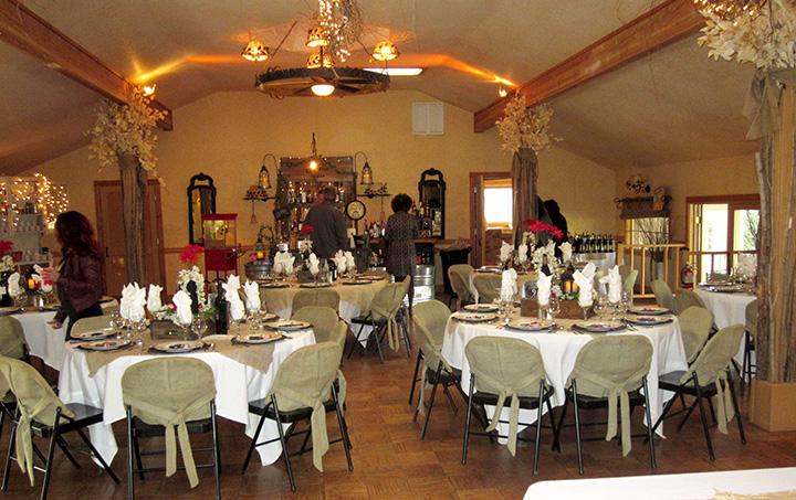 Sonora Wedding Tables