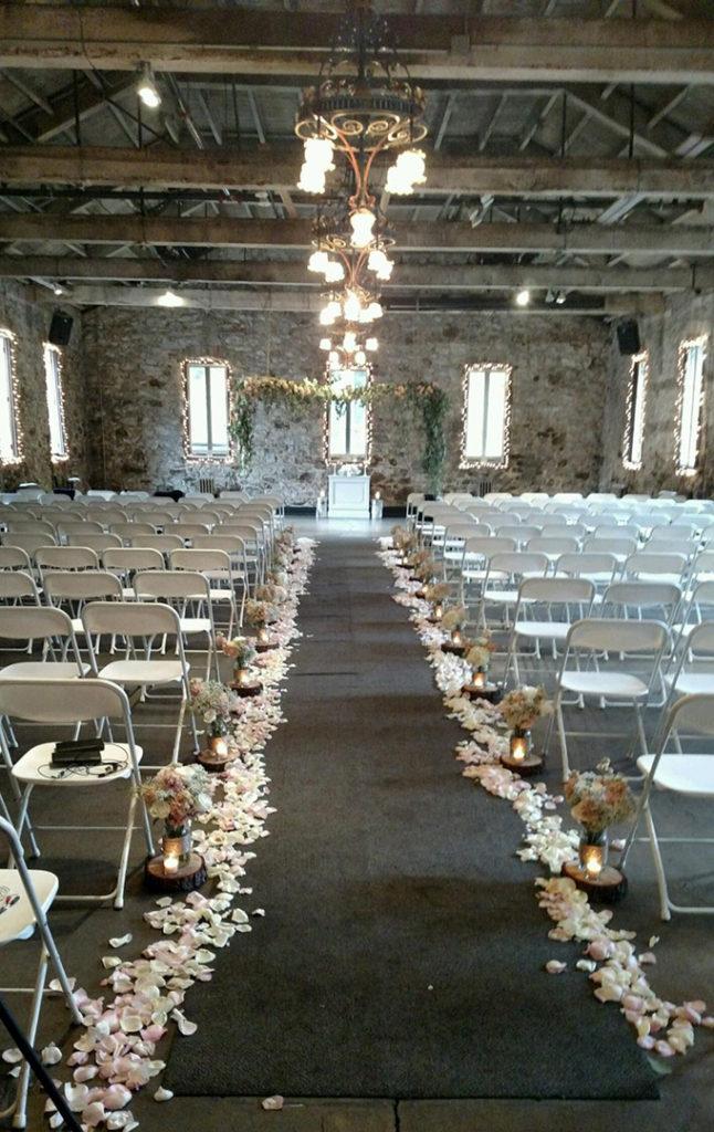 Miners Foundry Wedding 2