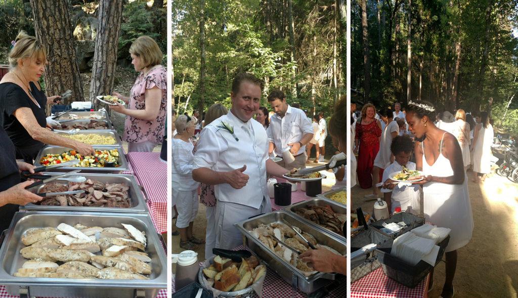 Pioneer Park Wedding