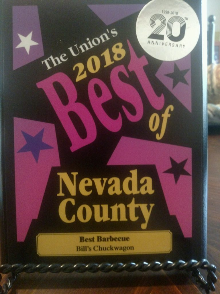 Nevada County's Best