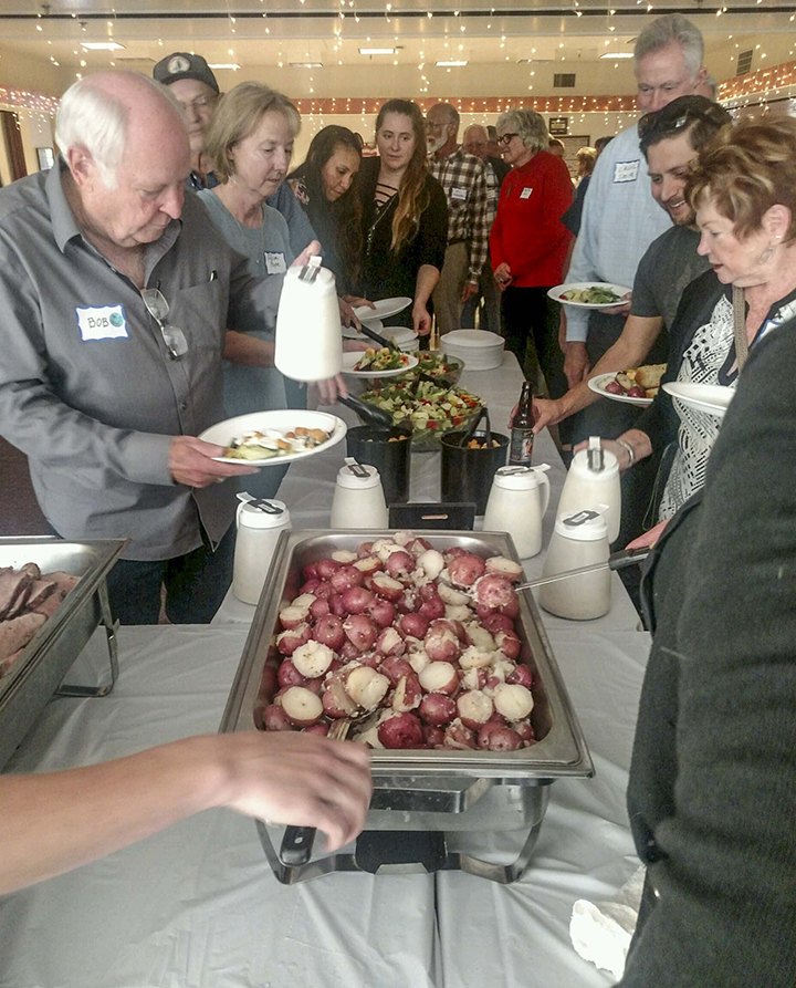 Nevada City Catering