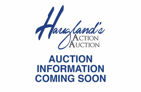 "July 30, 2019 – Gerald ""Jerry"" Gillund Farm Auction"