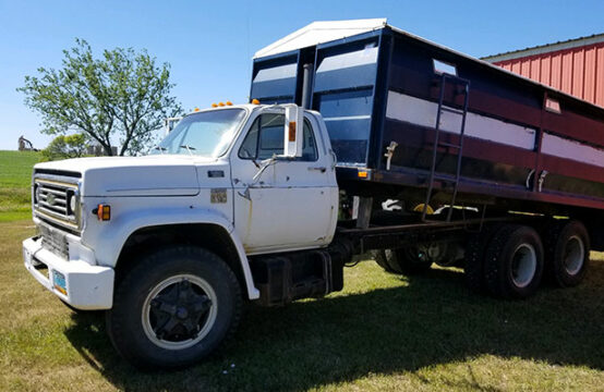 July 16, 2019- Lester Anderson Estate Farm Auction