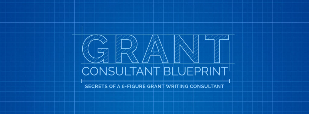 Grant resources Consultant Blueprint
