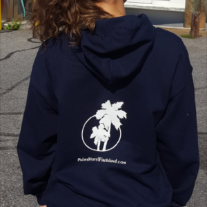 The Palms Hotel hoodie with logo