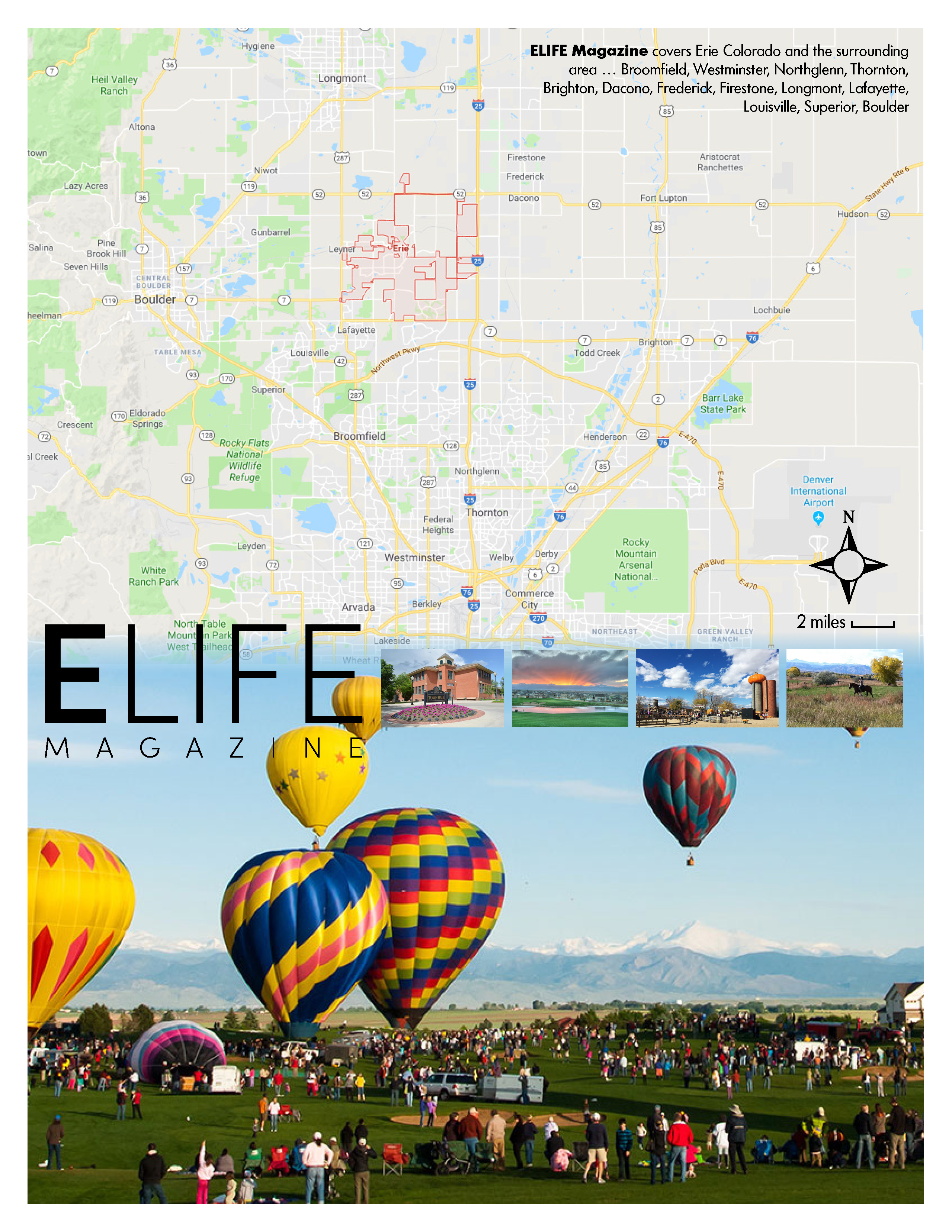 ELIFE Coverage Map
