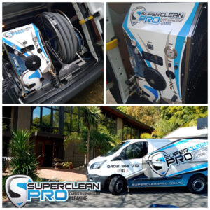 Super-Clean PRO Carpet Steam Cleaning, Ringwood