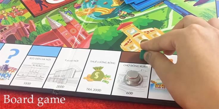 board game là gì
