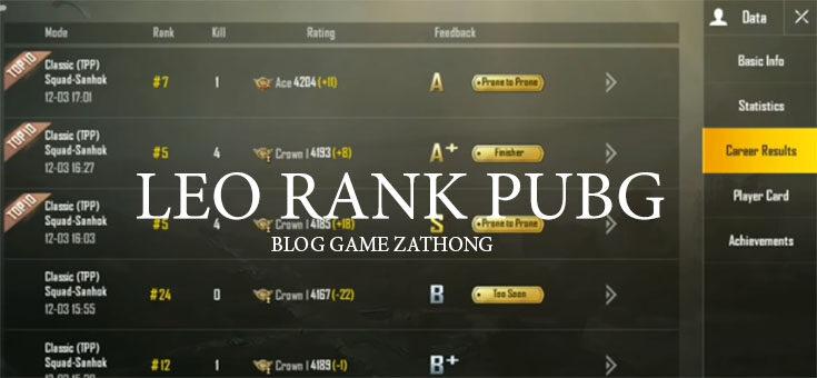 leo-rank-pubg