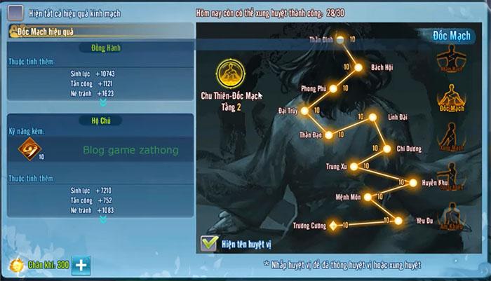 Hướng dẫn chơi Đào Hoa vltk Mobile từ A-Z – Blog Trần Văn Thông