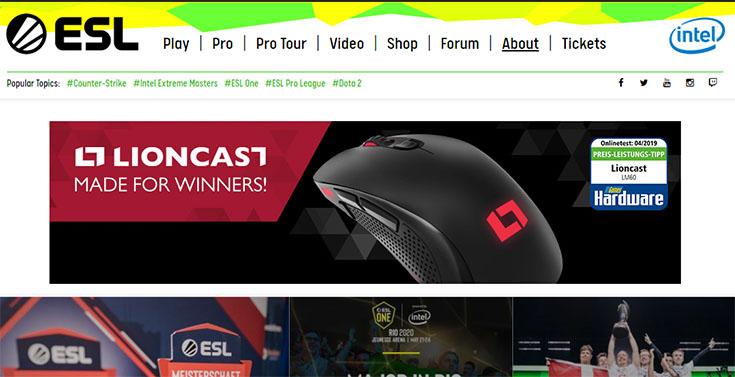 esl-website