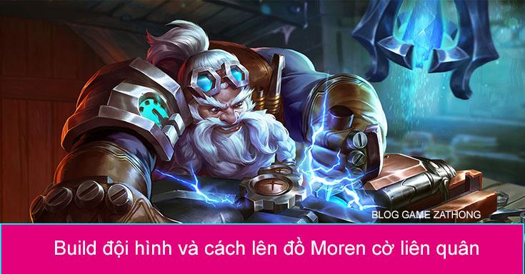 build-do-hinh-moren-co-lien-quan